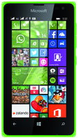Microsoft Lumia 532, Green