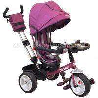 Baby Mix UR-ET-B50 Трицикл Solaris фиолетовый