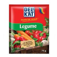Универсальная приправа Delikat Овощи, 75 гр