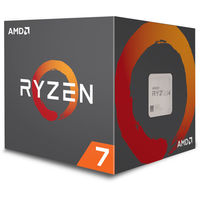 Процессор CPU AMD Ryzen 7 2700 2nd Gen.