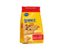 Bahlsen Leibniz Minis Butter, 100 гр.