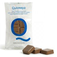 Воск в брикетах для эпиляции деликатных зон Какао- 1 кг.