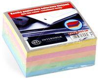 INTERDRUK Бумага для заметок INTERDRUK 85x85x35мм, цветная