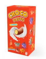 Кукурузные палочки с какао-глазурью и сюрпризом Puffs, 30г