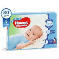 Подгузники Huggies Ultra Comfort Mega 3 Boy (5-9 kg) 80 шт
