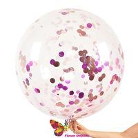 cumpără Baloane transparente cu confetti în Chișinău