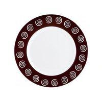 Тарелка десертная LMINARC SIROCCO BROWN G4122