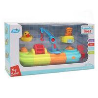 Игрушка для ванны Лодка
