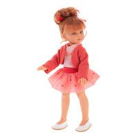 Doll Emily red, 33 cm Cod 2591