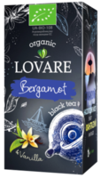 Lovare Organic Bergamot 24p