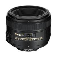 Obiectiv Nikon AF-S Nikkor 50mm f/1.4G