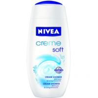 Nivea гель для душа Creme Soft, 250мл
