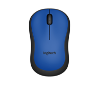 Wireless Mouse Logitech M220 Silent, Blue