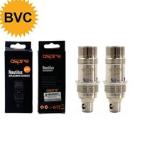 Aspire Nautilus (Mini) BVC Replacement Coil Heads - 1.8 omh