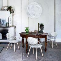 купить Металлический стул с зеленым текстильным сиденьем и деревянными ножками, 600x570x500 мм в Кишинёве