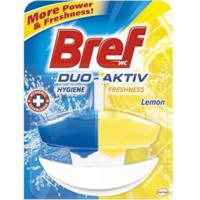 BREF Duo Activ WC с ароматом лимона, 60 г