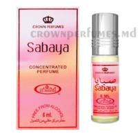 Масляные духи Sabaya | Сабая