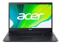 Laptop ACER Aspire A315-23 Charcoal Black (NX.HVTEU.00T)(Ryzen 3 3250U 8Gb 128Gb + 1Tb)
