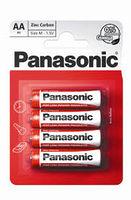 2830 Baterie Panasonic Carbon-Zinc R6REL/4BPR AA 1.5 V