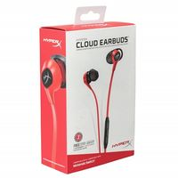 купить KINGSTON HyperX Cloud Earbuds Headphone, Red, In-line mic with multi-function button, Frequency response: 20Hz–20,000 Hz, Dynamic 14mm with neodymium magnets, 3.5 jack, Signature HyperX comfort, Immersive in-game audio в Кишинёве