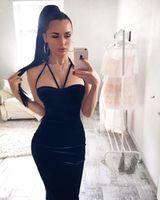 Платье Донателла синее