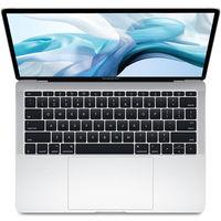 "APPLE MacBook Air 13.3"" (2019) Silver, 13.3"" WQXGA IPS (Intel® Dual Core™ i5 1.6-3.6GHz, 8GB RAM, 256GB SSD, Intel UHD 617, 2xTB3, WiFi-AC/BT4.2, 12 hours, 720p Camera, Backlit KB, RUS, macOS, 1.25kg)"