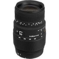 Zoom Lens Sigma AF  70-300mm f/4-5.6 DG MACRO F/NIKON