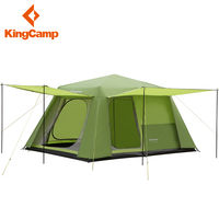 Палатка 8+` KingCamp CampKing Family KT3098 (978) GREEN