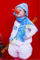 Карнавальный костюм: Снеговик