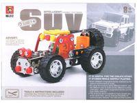 """cumpără Constructor  """"SUV"""", 123/125/132buc 28X20X4.5cm în Chișinău"""