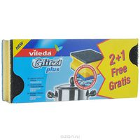 VILEDA BURETE GLITZI PLUS 2+1 GRATIS