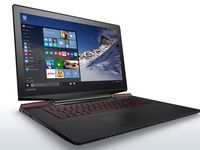 "Lenovo IdeaPad Y700-17ISK Black 17.3"" IPS FullHD (Intel® Quad Core™ i7-6700HQ 2.60-3.50GHz (Skylake), 8Gb DDR4, 1.0TB HDD/128Gb SSD, NVIDIA® GeForce® GTX960M 4Gb, ext.DVDRW, CR, WiFi-N/BT4.0, 4cell, HD720p Webcam, Backlit KB, RUS, W10H-HE, 2.7kg)"