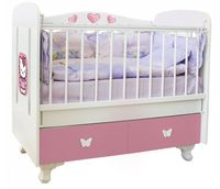 Bambini Double New Two Bar Pink Hello Kitty