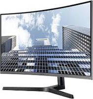 "27.0"" SAMSUNG ""C27H800FCI"", Dark Silver (Curved-VA Full-HD, 5ms, 250cd LED Mega-DCR, HDMI+DP, Pivot) (27"" VA-Curved  W-LED, Full-HD 1920x1080, 5ms (GtG), 250 cd/m², Mega ∞ DCR (3000:1), 16.7M sRGB Coverage 119.3%, 178°/178° @CR>10, Display Port, HDMI, D-Sub, Audio-In, Headphone-Out, USB 3.0 x2 + USB 2.0 x1-Hub, Internal PSU, HAS 135mm, Tilt: -5°/+24°, Swivel +/-30°, Pivot, DP-Daisy Chain, Magicbright, Magicupscale, Eco saving plus, Eye saver mode, Flicker free, Game mode, AMD Freesync,  Dark Silver)"