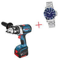 Bosch GSR 14.4 VE-2-Li + watch (06019D9000)