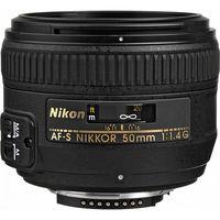 Nikkor 50 mm f/1.4 G AF-S, Fixed Focus Lenses