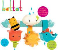 Battat игровои набор для ванны веселыи дождик