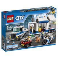 """LEGO City  """"Centrul de comandă mobilă"""", art. 60139"""