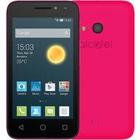 ALCATEL 4034D DUAL, розовый-черный