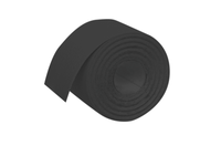 Кинезиотейп 5 м x 5 см Dittmann Original Kinesiologie Tape rol black (1964)