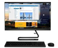 "Lenovo AIO ideacentre A340-24IWL Black (23.8"" FHD WVA Core i3-10110U 2.1-4.1GHz, 8GB, 256GB, No OS)"