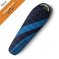 Прокат Спальный мешок Husky Ember, 0/-6/-14 °C, blue, 2H0-5587