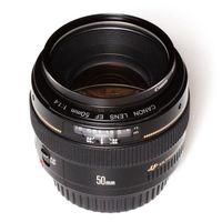 CANON 50mm F1.4 USM, чёрный