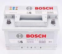 Аккумулятор Bosch Silver Plus S5 007 (0 092 S50 070)