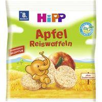 Hipp рисовые хлебцы с яблоком, 8+мес. 35г