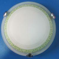 Светильник HF-MD040 1*E27 зелёный HF