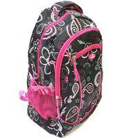 Рюкзак подростковый ECADA черный узор