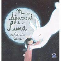 Муна и Кролик на Луне (румынское издание)
