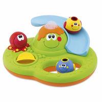 Chicco Игрушка для ванны Остров мыльных пузырей