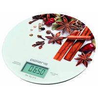 Весы кухонные Polaris PKS0834DG, Multicolor